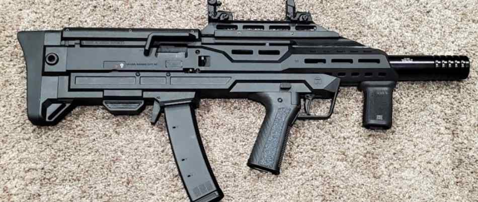 M4 Milspecc 556 upper w/feed ramps & trap door