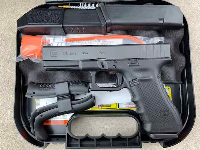 Glock 17C Gen 4 in 9mm